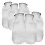 "IceCap Sump Filter Sock 4"" 6-Pack"