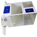 IceCap 24 Reef Sump w/ Klir Automatic Fleece Filter Package
