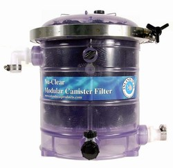 Inland Seas Nu-Clear Model 547 Biological Filter
