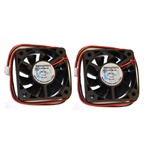 JBJ 28 Gallon Nano-Cube Replacement Cooling Fans (2-Pack)