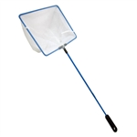 "JBJ 8"" Fine Fish Net Plastic Handle"
