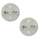 JBJ 28G NanoCube Replacement Dawn Dusk 3 Watt LED 2-Pack