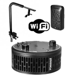 Kessil A360X Tuna Blue LED Light with WiFi Dongle & Mounting Arm Package
