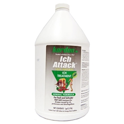 Kordon Herbal Ich Attack, 1 Gallon