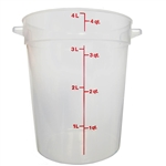 Aquarium Additive 4 Litre Measuring/Mixing Container