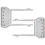 Mag-Float Sm & Med Replacement Scraper Blades, 2-Pack