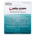 Mag-Float Sm & Med Scraper Replacement Acrylic Blade 4-Pack
