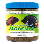 New Life Spectrum AlgaeMax Pellets, 1mm - 1.5mm, 300 grams