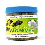 New Life Spectrum AlgaeMax Pellets, 2mm - 2.5mm, 300 grams