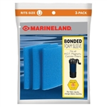 Marineland H.O.T. Magnum Foam Sleeve, 3-Pack