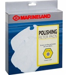 Marineland Canister Filter C-530 Polishing Filter Pads, Rite-Size T
