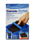 Cascade Canister Filter Pro-Carb Carbon 2-Pack