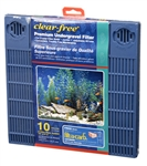 Penn-Plax Premium Undergravel Filter – 10 Gallon