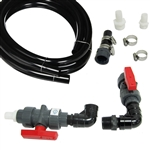 Nu-Clear Filter Basic Plumbing Package