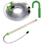 "Python 25 ft. No Spill Clean & Fill w/ Python Hook & 24"" Extended Length Gravel Tube Package"