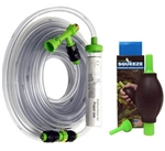 Python 25 ft. No Spill Clean & Fill and Squeeze Stressless Siphon Starter Package