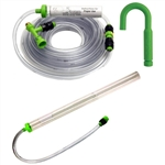 "Python 50 ft. No Spill Clean & Fill w/ Python Hook & 24"" Extended Length Gravel Tube Package"