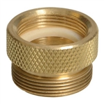 "Python Female Brass Adaptor 3/4"" X 27"