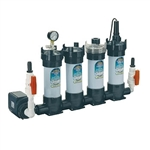Lifegard Aquatics In-Line Modular Filter