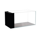 Lifegard Aquatics 3.8 Gallon Crystal Aquarium w/ Side Filter