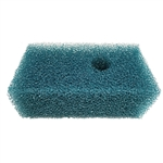 Lifegard Aquatics 3.8 Gallon Crystal Aquarium w/ Side Filter Replacement Sponge