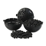Lifegard Aquatics Carbon Filled Bio-Mate Media Balls
