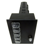 Red Sea Max S-Series Aquarium Replacement Power Center Switch Side Part # 40364
