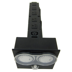Red Sea Max S-Series Replacement Power Center, Timer Unit Side Part # 40365