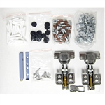 Red Sea Reefer Nano, Reefer 170 &  Max E-170 Cabinet Hardware Kit (Red Sea Part # 42178)