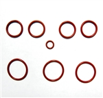 Red Sea Reefer Replacement Sump Pipe Connector O-Ring Set (Red Sea Part # 42187)