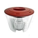Red Sea Reefer 300 Protein Skimmer Replacement Cup & Lid (Red Sea Part # 50523)