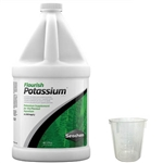 Seachem Flourish Potassium, 2 liter w/ 50 ml Measuring Cup