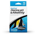 Seachem MultiTest pH & Alkalinity Test Kit