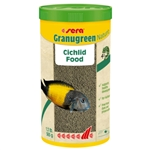Sera Granugreen Nature Cichlid Food, 1.2 lb