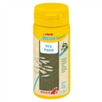 Sera Micron Powdered Food 50 ml