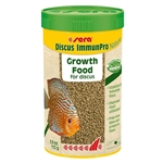 Discus ImmunePro Nature Growth Food 3.9 oz Sera