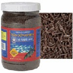 SF Bay Brand Freeze Dried Bloodworms 1.75 oz