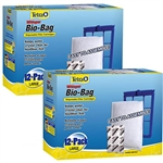 Tetra Whisper Bio-Bag Disposable Filter Cartridge, Large (24 Pack) Package
