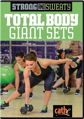 Total Body Giant Sets and Exercise DVD