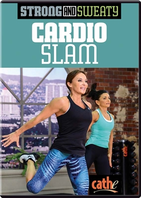 Cardio Slam Workout and ExerciseDVD