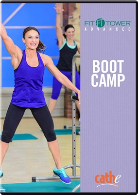 Fit Tower Boot Camp DVD