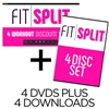 Fit Split Series - DVDs and Downloads