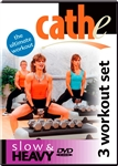 cathe slow & heavy series workout dvd