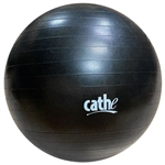 Cathe 55 cm Anti-Burst Black Stability & Exercise BALL