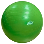 Cathe 65 cm Anti-Burst Green Stability & Exercise BALL