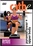 cathe Intensity Series: Pyramid Upper Body and Lower workout dvd