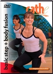 Cathe Basic Step + Body Fusion Workout DVD