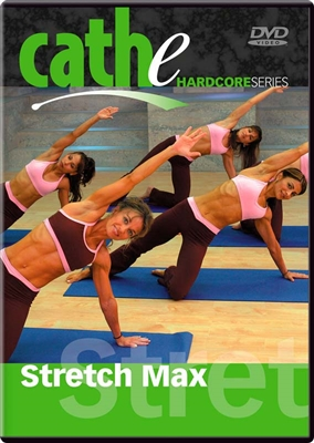 Cathe Hardcore Series:Stretch Max Workout DVD