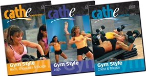 Gym Style Series DVDs