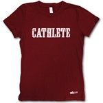 Cathlete 100% Cotton Tea
